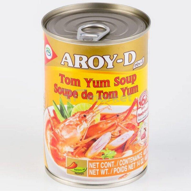 """Суп """"Tom Yum""""  (самый популярный в мире)"""