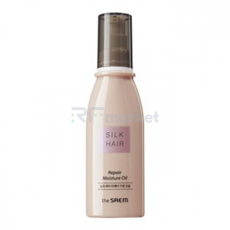 Масло для поврежденных волос. Silk Hair Repair Oil 80 мл.«THE SAEM INTERNATIONAL CO.LTD.»