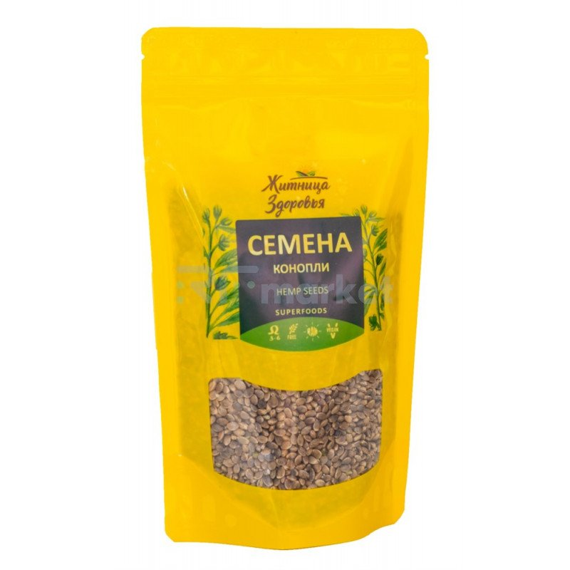 Семена Конопли пищевой 180г