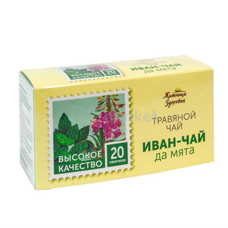 ФП Иван чай + Мята 1.5*20
