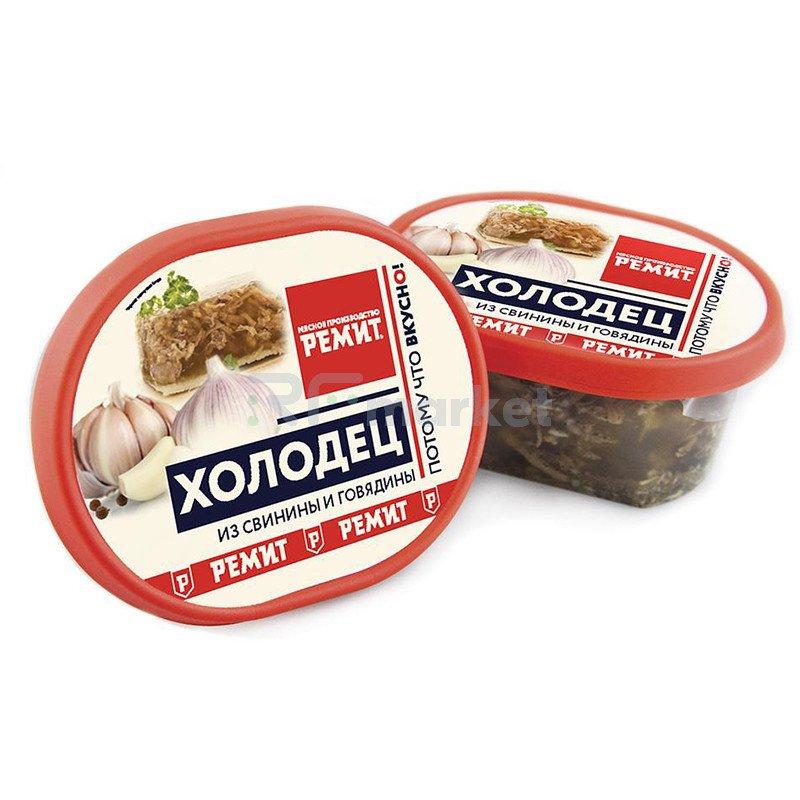 Ремит Холодец из свинины и говядины, 400 г