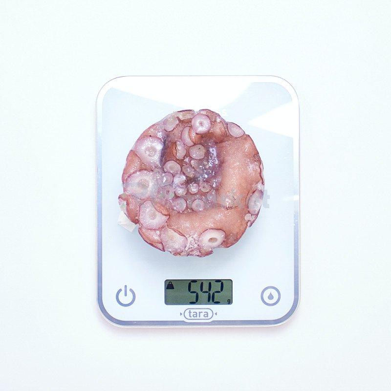 Осьминог Дальневосточный, щупальца 550 гр