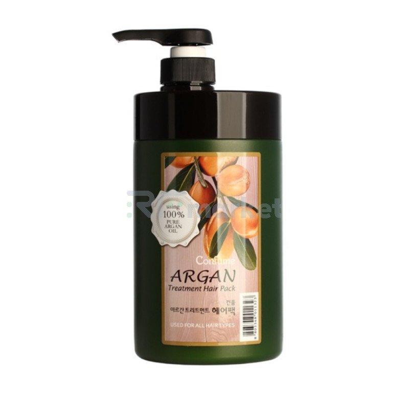 ВЛК Confume Argan Маска для волос с маслом арганы. Confume Argan Treatment Hair Pack, 1000 гр.«Welcos Co., LTD. »