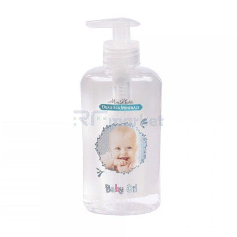 Нежное масло для младенцев 250 млMonPlatin