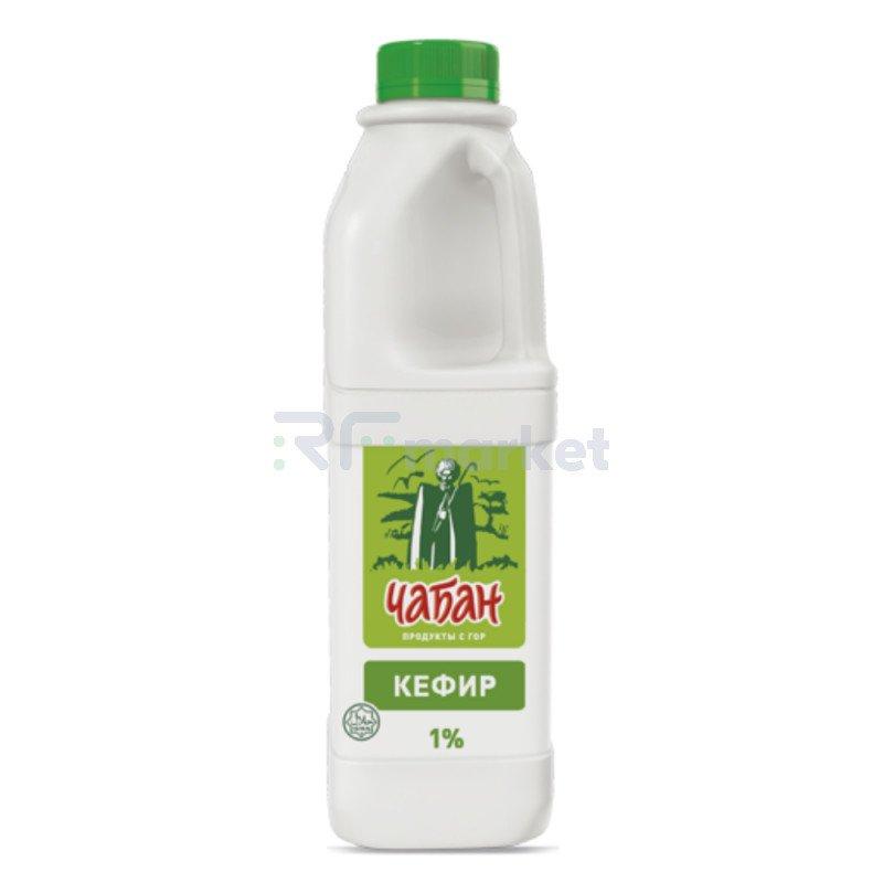 """Кефир """"Чабан"""" 1%, 1 л"""