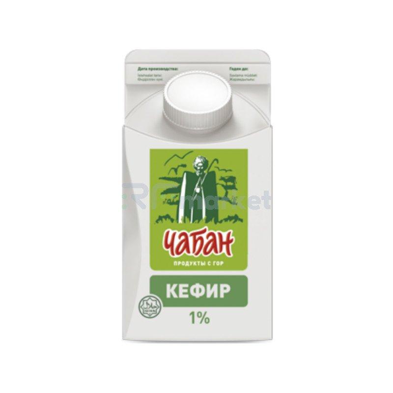 """Кефир """"Чабан"""" 1%, 0,45 л"""