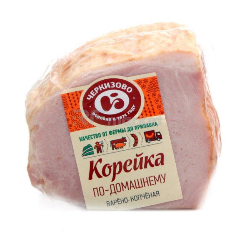 Корейка Черкизово По-домашнему варено-копченая 0.3-0.7кг