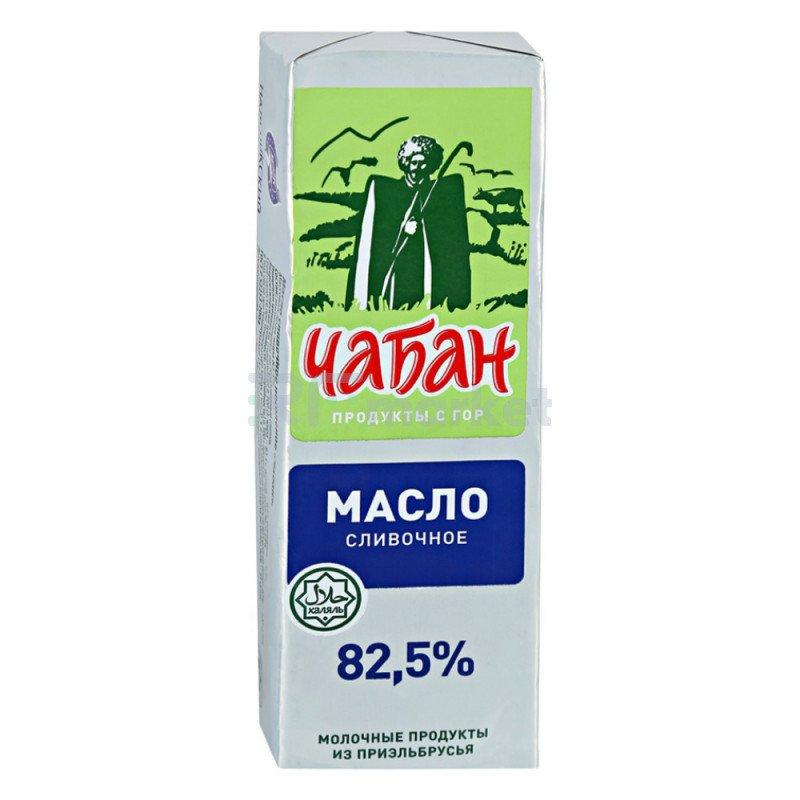 "Масло Сливочное ""Чабан"" 82,5%, 450 г"