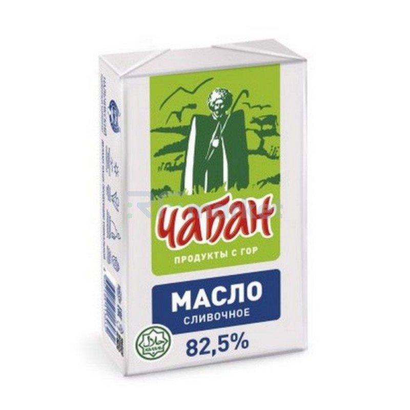 "Масло Сливочное ""Чабан"" 82,5%, 180 г"