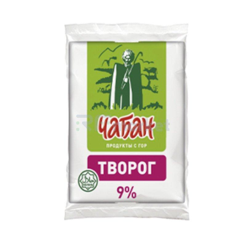 "Творог ""Чабан"" 9%, 180 г"