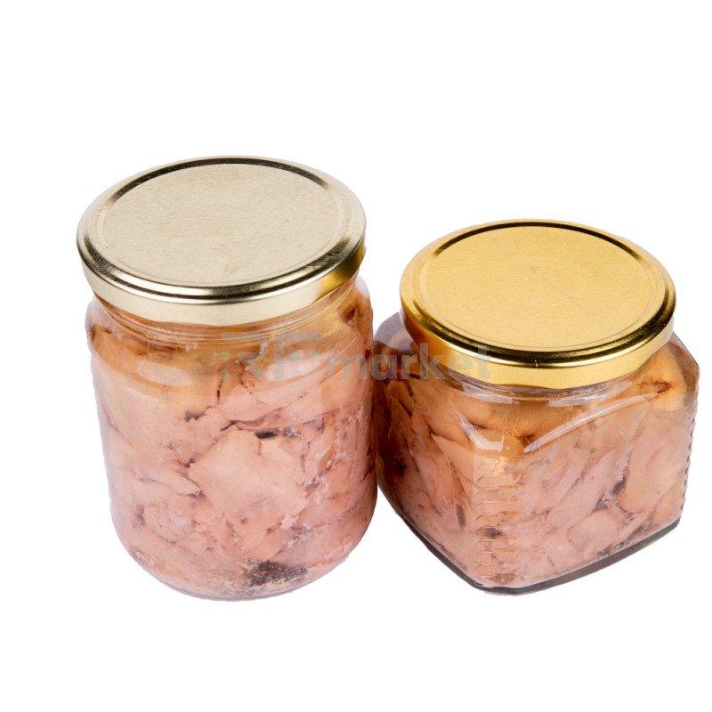 Печень трески в собственном соку , 250 гр.