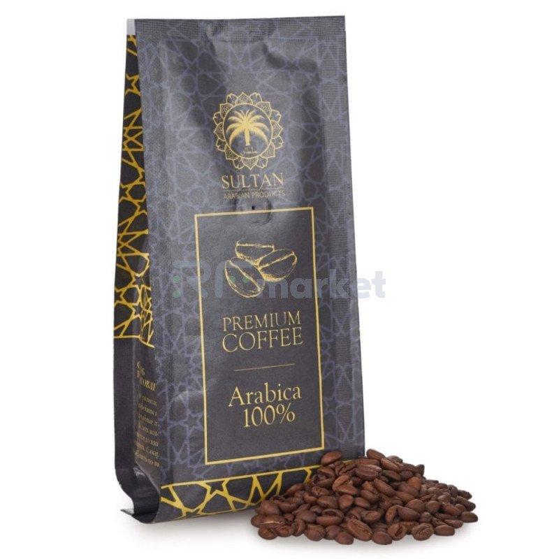 Зерновой кофе арабика Йемен Матари