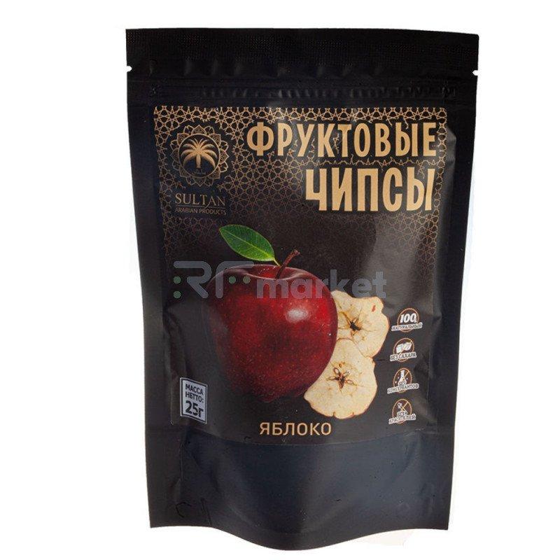 Фруктовые чипсы - Яблоко