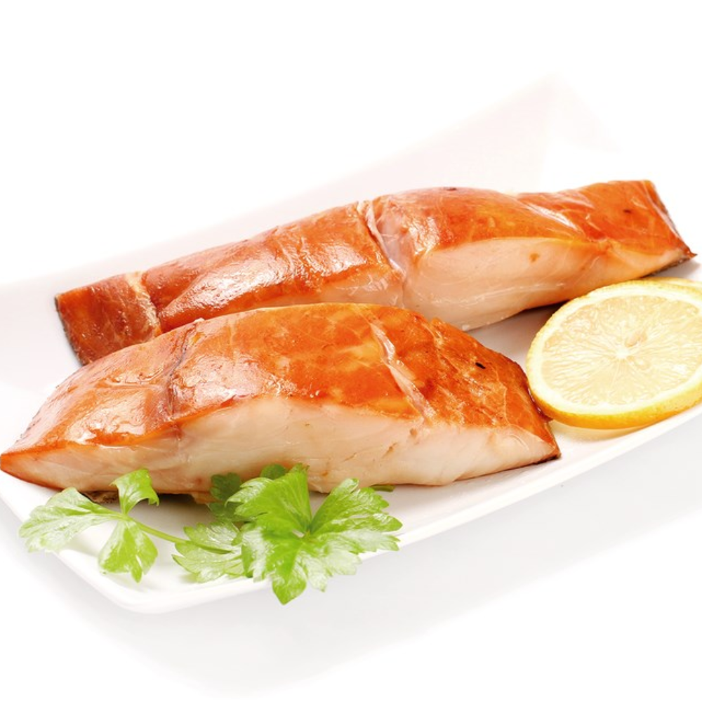 Масляная рыба холодного копчения, филе 200 гр.
