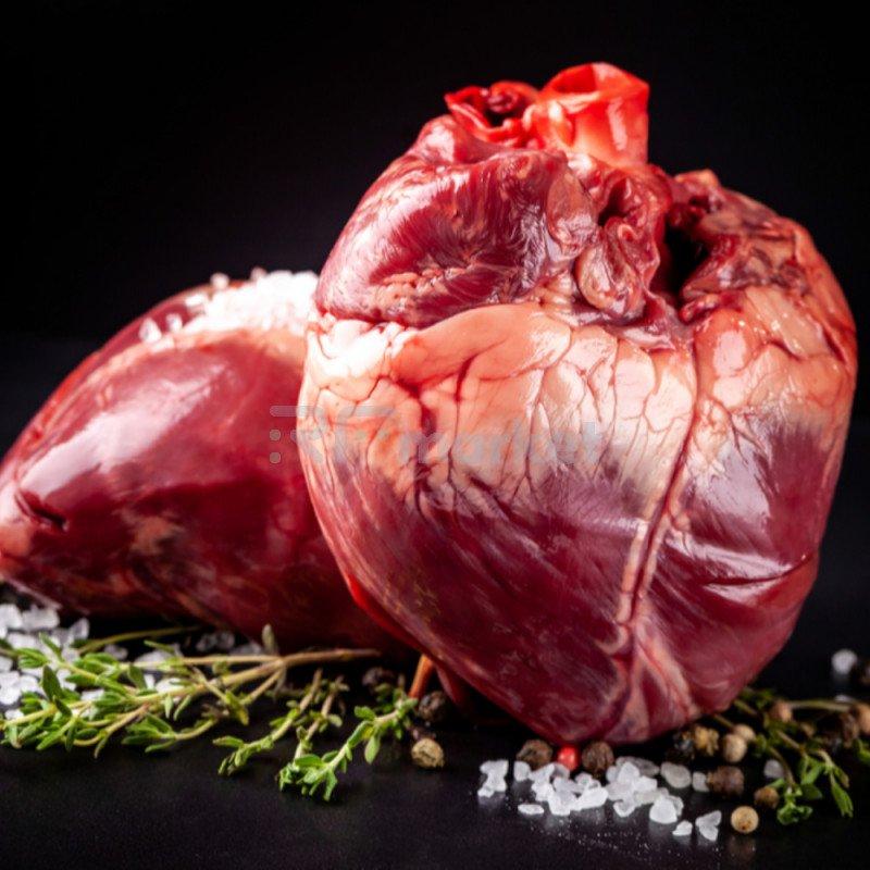Телятина, Сердце, охлажденное, Россия, ~1,3 кг