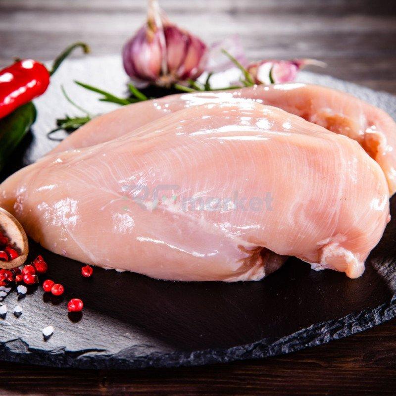 Филе бедра индейки, охлажденное, 1,2 кг, Нальчик
